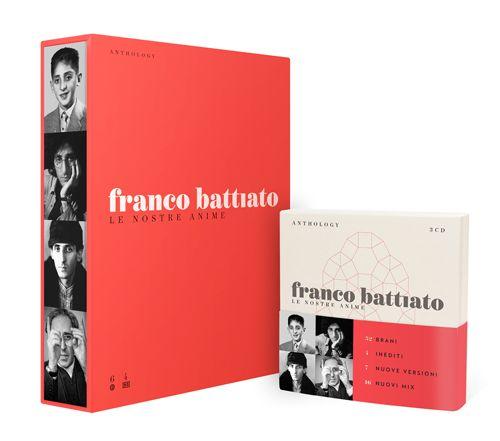 Franco Battiato, Anthology