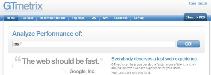 Cómo medir la velocidad de carga de tu web