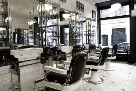 tommy guns barber shop, nyc.