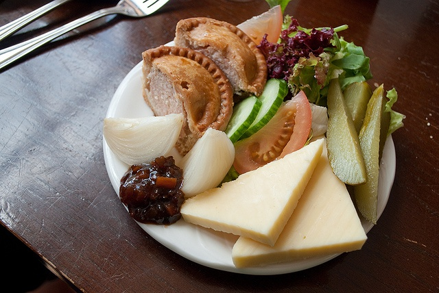 Ploughman's lunch | Flickr - Photo Sharing!