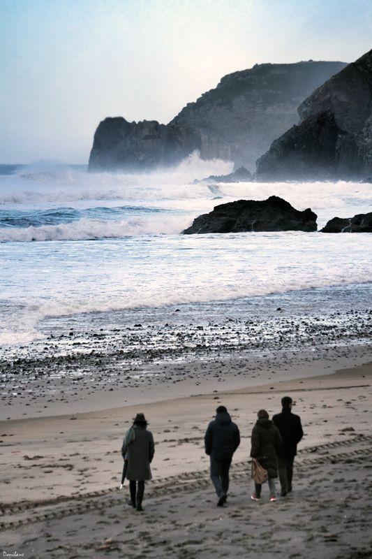 Bakio Beach by Donibane #bakio #beach #playa #bizkaia #bilbao #basque #basquecountry #people