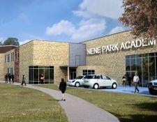 Nene Park Academy, Peterborough http://floodprecast.co.uk/sectors/education/nene-park-academy-peterborough/