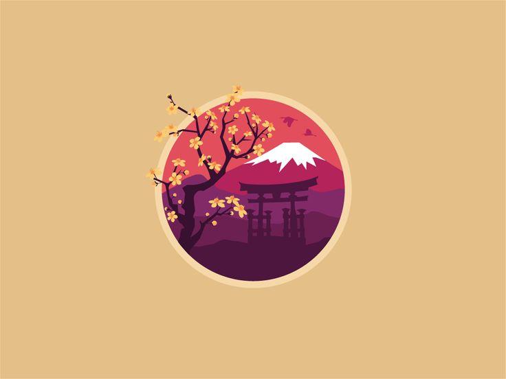 Japan Buy artwork: Socity6 | RedbubbleFollow me: Dribbble | Twitter | Behance