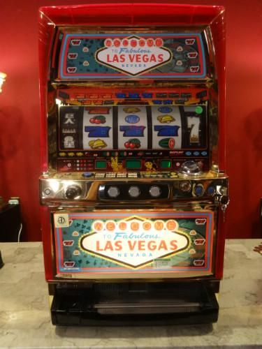 New slot machine vegas