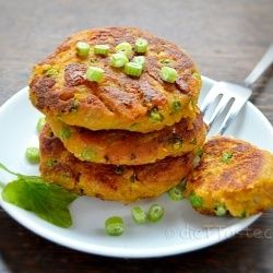 Chickpea And Sweet Potato Koftas