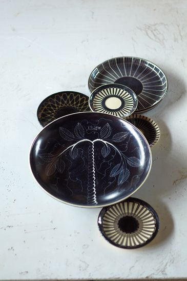 stunning pottery ~ Hedwig Bollhagen