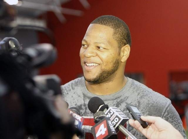 Ndamukong Suh one of the best defensive players and a Cornhusker to boot!