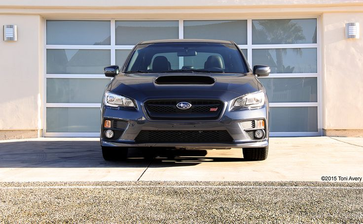 2016 Subaru WRX STI Limited Review