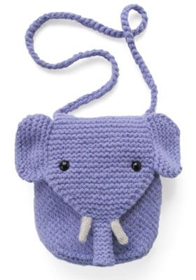 Little Elephant Purse