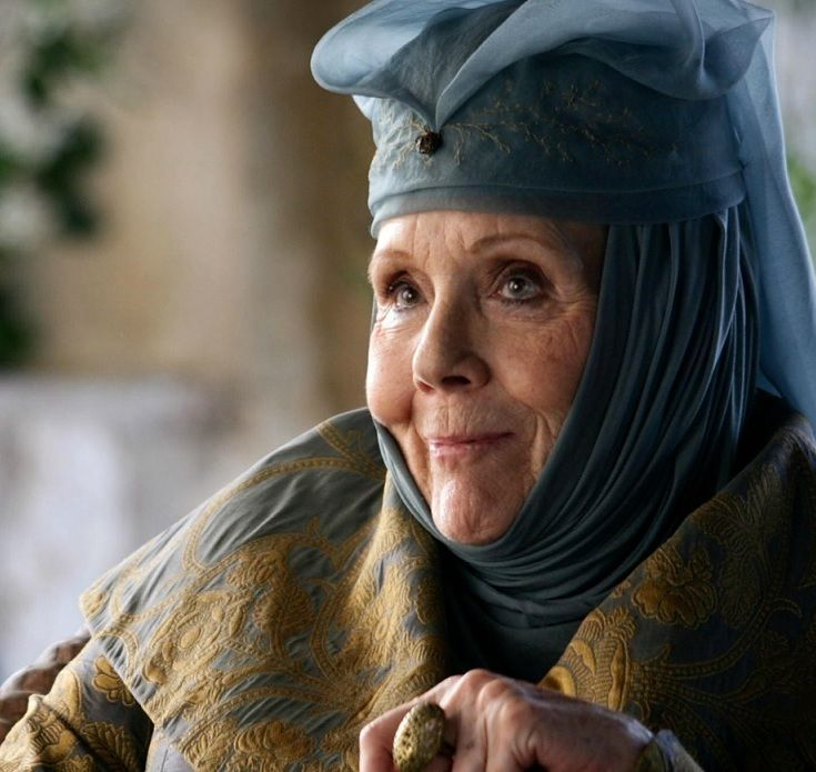 "19 Reasons Olenna Tyrell Is Undeniably The Best Part Of ""Game Of Thrones"""