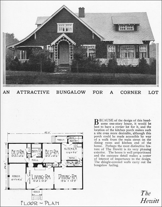 1000 images about sears kit houses on pinterest house for 1925 bungalow floor plan