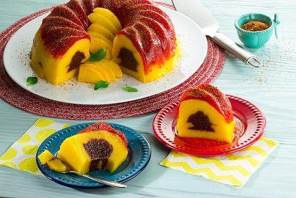 Te compartimos la receta para preparar Gelatina MAGGI® chamoyada , cocina con inspiración con Recetas Nestlé.