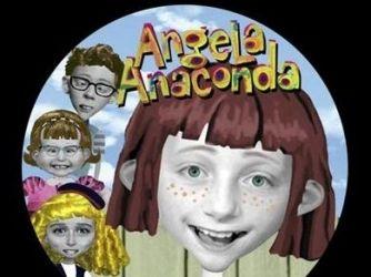 """Angela Anaconda!!!""""Hannakonda"""" @Hilary Morrison @Elise Noel @Hannah Grace Noel"""