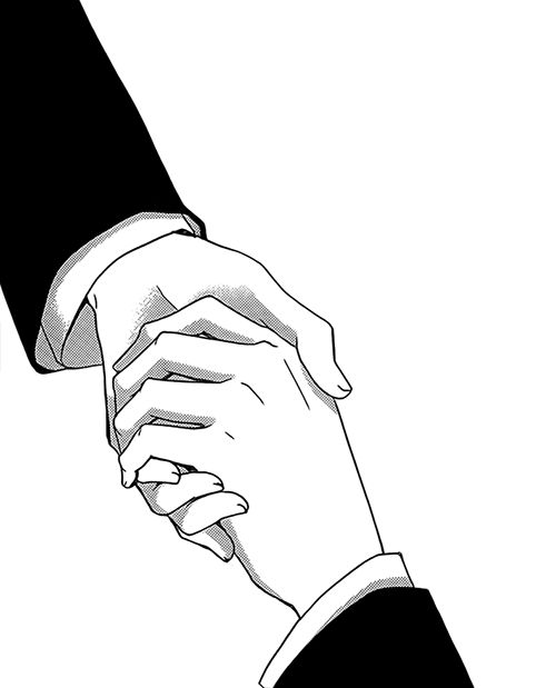 Anime Characters Holding Hands : Best drawing inspiration anime manga characters