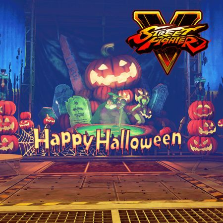 October Brings Spook-Tacular Street Fighter V Update #Playstation4 #PS4 #Sony #videogames #playstation #gamer #games #gaming