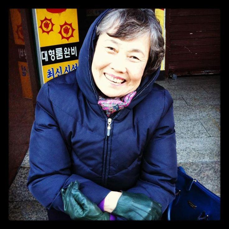 Korean grandmother