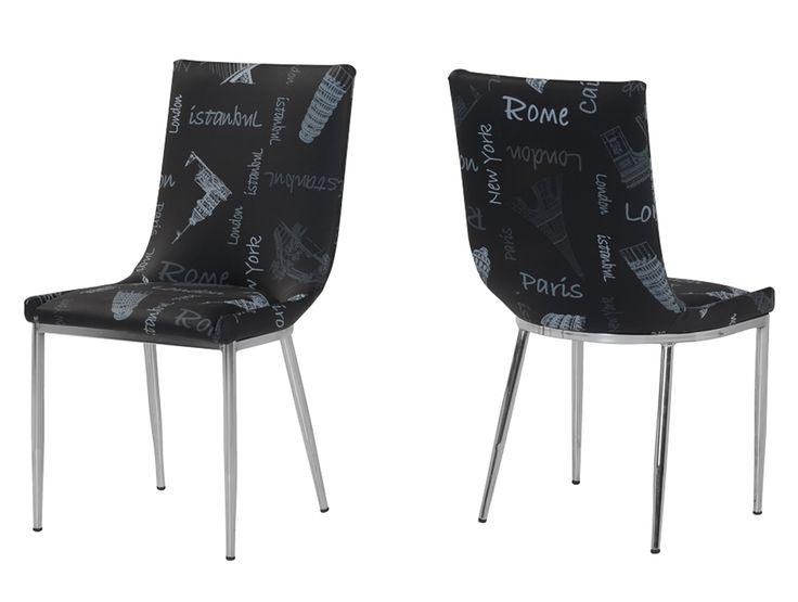 Mutfak Sandalyelreri : S 5240 Siyah Sandalye