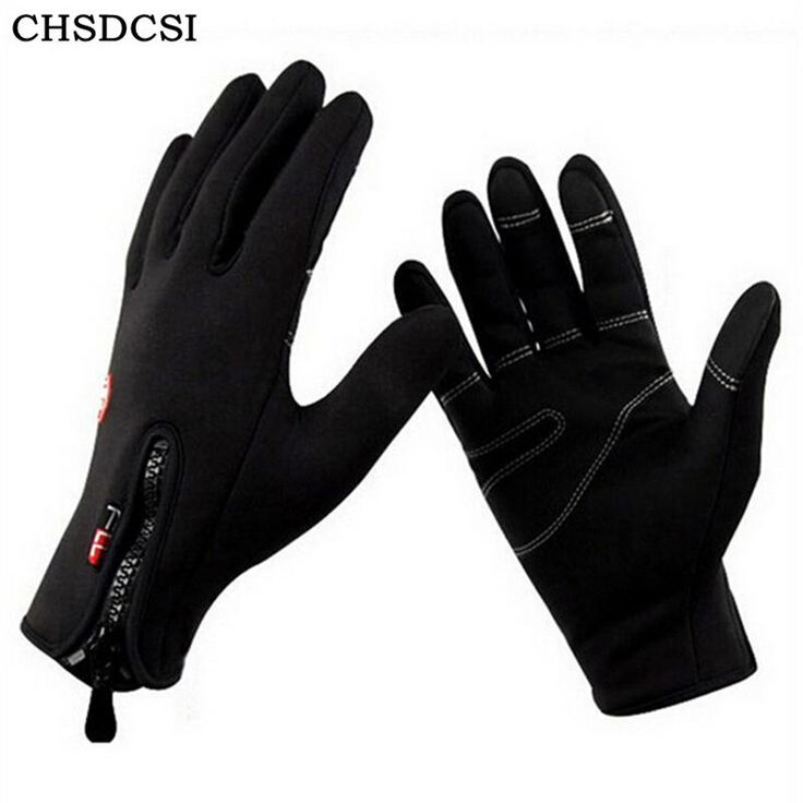 CHSDCSI 2017 Windproof luvas de inverno Tactical Mittens for Men Women Warm gloves tacticos fitness luva winter guantes moto  #love #instalike #style #sweet #cool #glam #swag #fashionista #fashion #beautiful