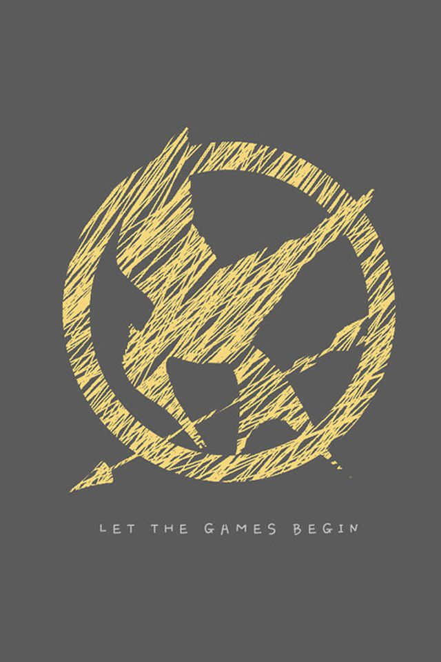 Let The Games Begin - Hunger Games