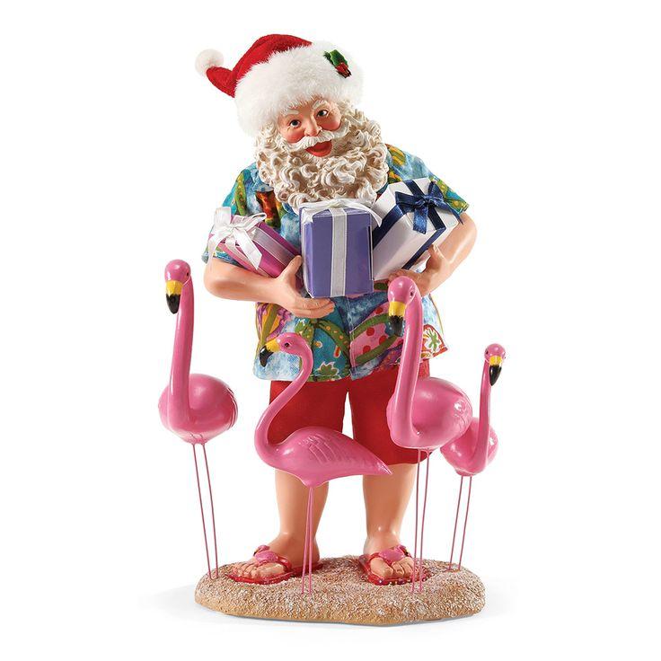 Best santa loves the beach images on pinterest xmas