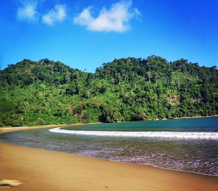 Pantai Sipelot Alaminya Tempat Persinggahan Belanda di Malang - Jawa Timur