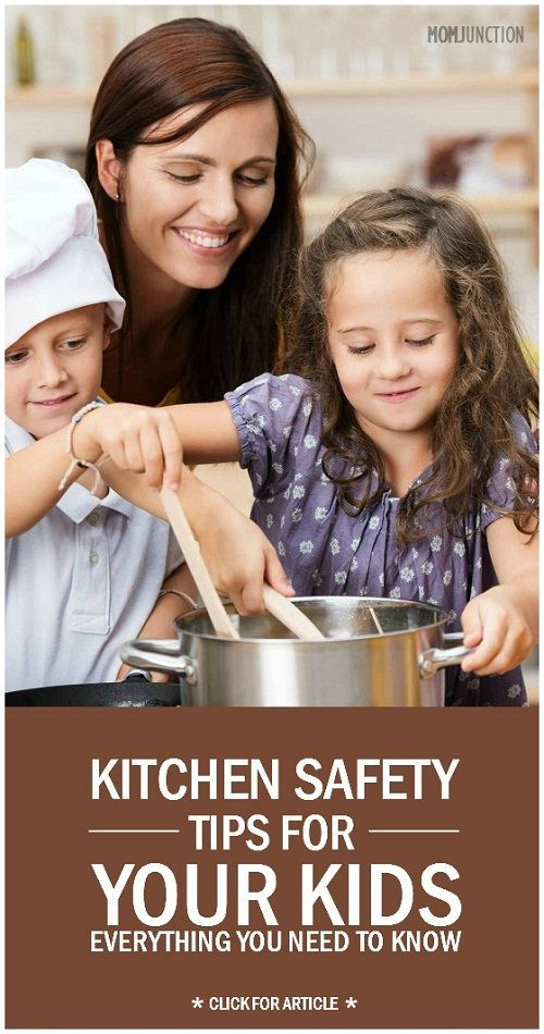 Kitchen safety for kids rules and tips you need to know for 5 kitchen safety tips