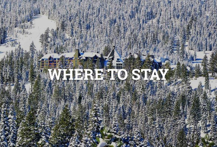 The Definitive Lake Tahoe Bachelor Party Guide