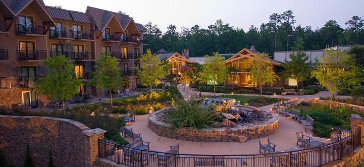 Luxury Resorts Callaway gardens, Lodge, Luxury
