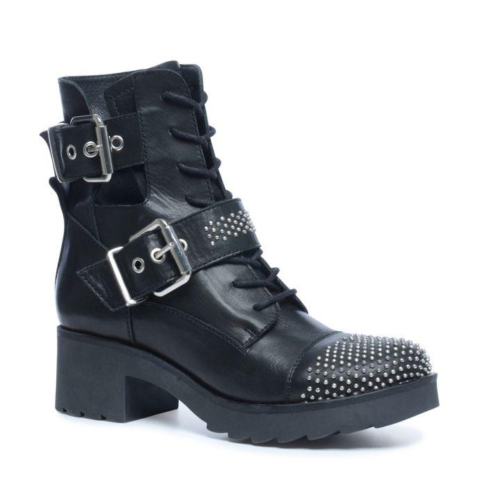 Choix Boucles Bottines Et Shoes En Avec Motardes Clous PwxCqB7
