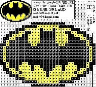 Punto De Cruz - Logo Batman