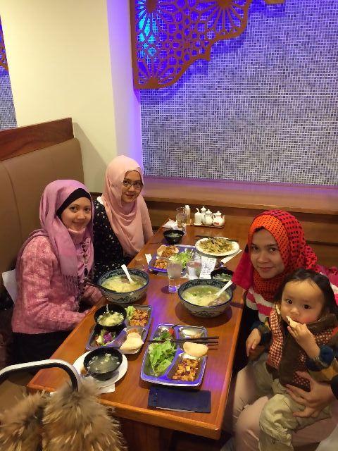 Tokyo Muslim Chinese Restaurant. Nearest station: Kinshicho. http://www.halalmedia.jp/archives/987/halal-chinese-restaurants-report-tokyo-muslim-chinese-restaurant/
