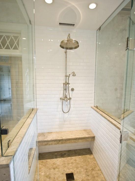 Exposed Shower Fixture Design