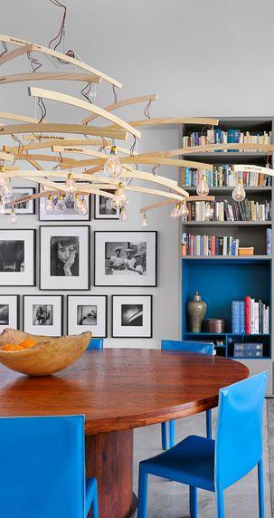 Interior designing by Matt Garcia. Photography by Michele Lee Wilson