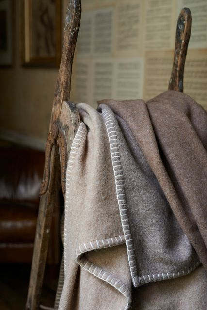 Throws ... by the fire in winter or in the garden on a chilly summer evening ...love x bodieandthenomad