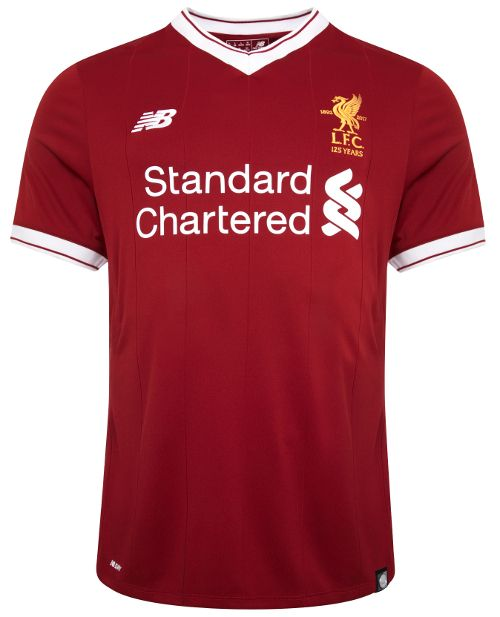 Revealed: LFC's 125th anniversary home kit for 2017-18 - Liverpool FC