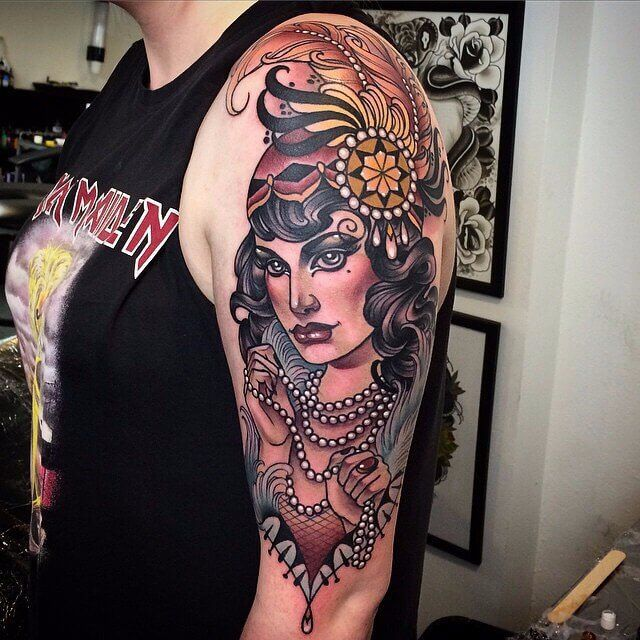 285 best kat abdy images on pinterest tattoo ideas for Cherry bomb tattoo parlor perth