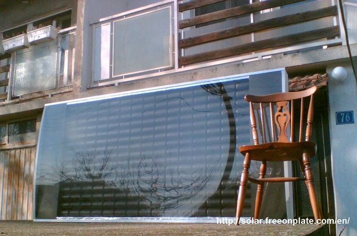 Build 2KW DIY solar panels out of empty pop cans and cut down utility bills. Solar Thermal heating is becoming more popular with increasing energy prices...