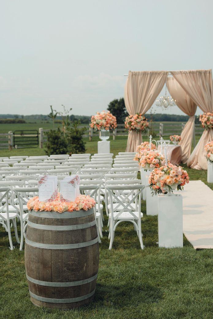 Caleb and Chelsie's Gorgeous Barn Wedding - Wedding Decor Toronto Rachel A. Clingen Wedding & Event Design photo credit @mangostudios