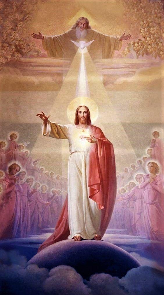 Jésus-Christ - Saint Trinité