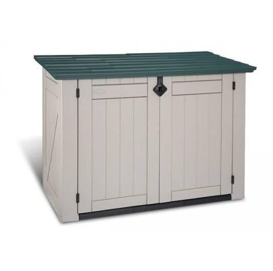 keter garden storage   The Keter Store It Out XL Plastic Garden Storage Box: Technical ...