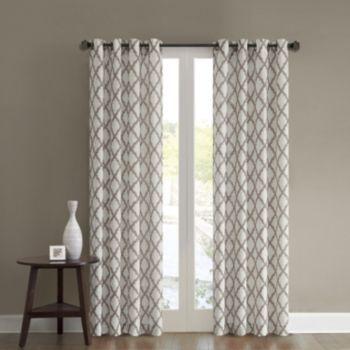 Sonoma Goods For Life Dallon Curtain Kohls For Life