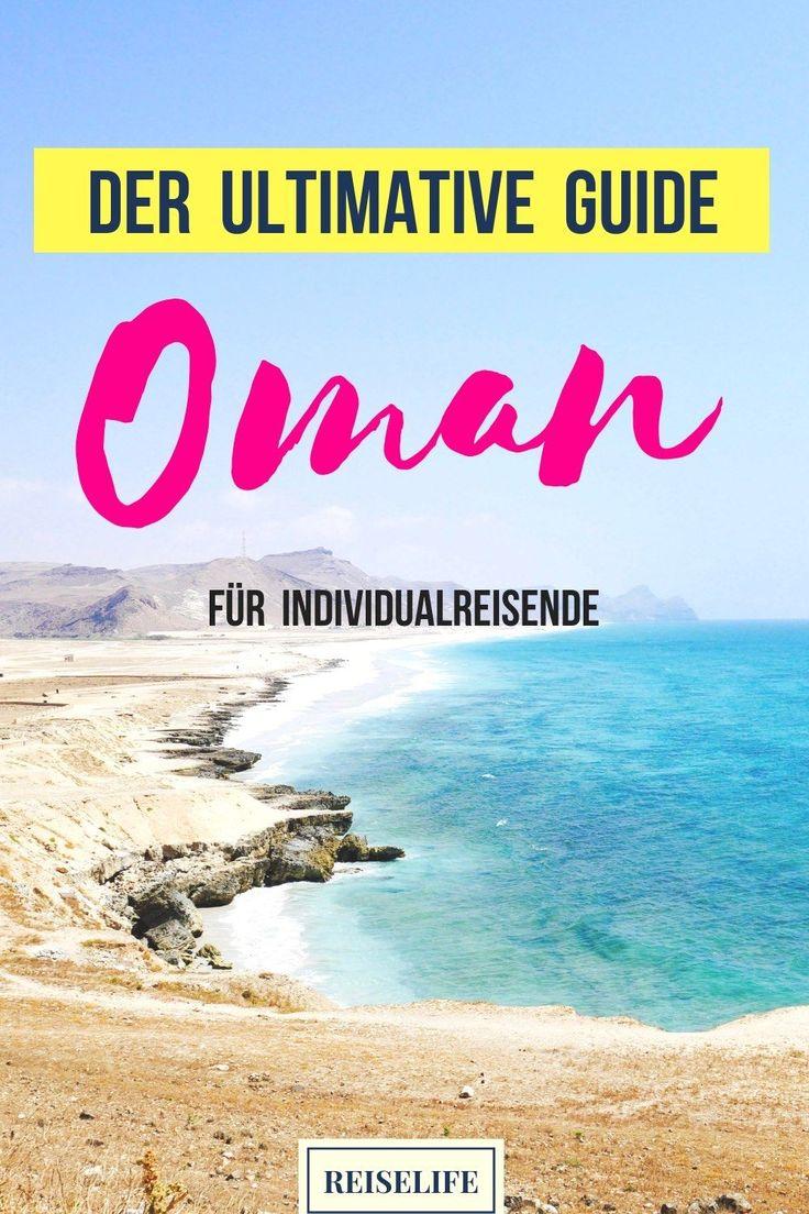 Oman Rundreise – die beste Route zum selber buchen! Reiselife – Gailtal on tour / Reiseblog