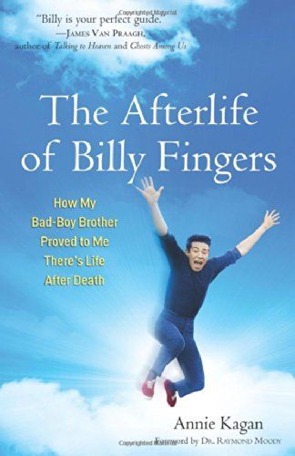 The Afterlife of Billy Fingers: How My Bad-Boy Brother Proved to Me There's Life After Death by Annie Kagan