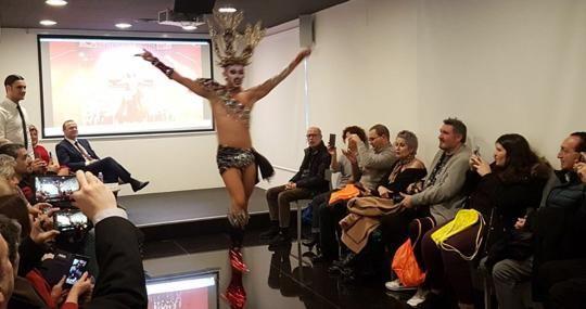 Grupo Mascarada Carnaval: Abogados Cristianos acusa a Las Palmas de Gran Can...