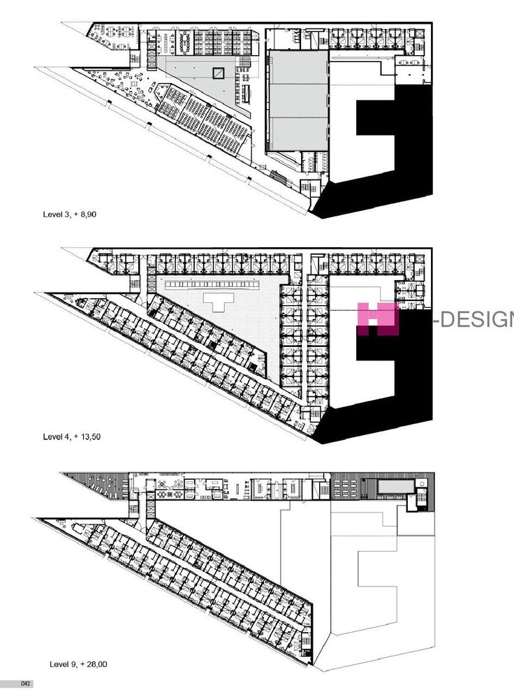 17 best images about hotel floor plans on pinterest for Hotel plan design