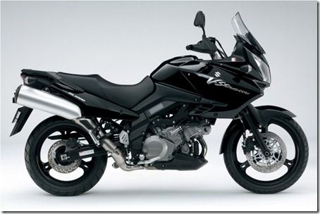 V STROM: this is so what I need! I wonder if it comes in Pink!