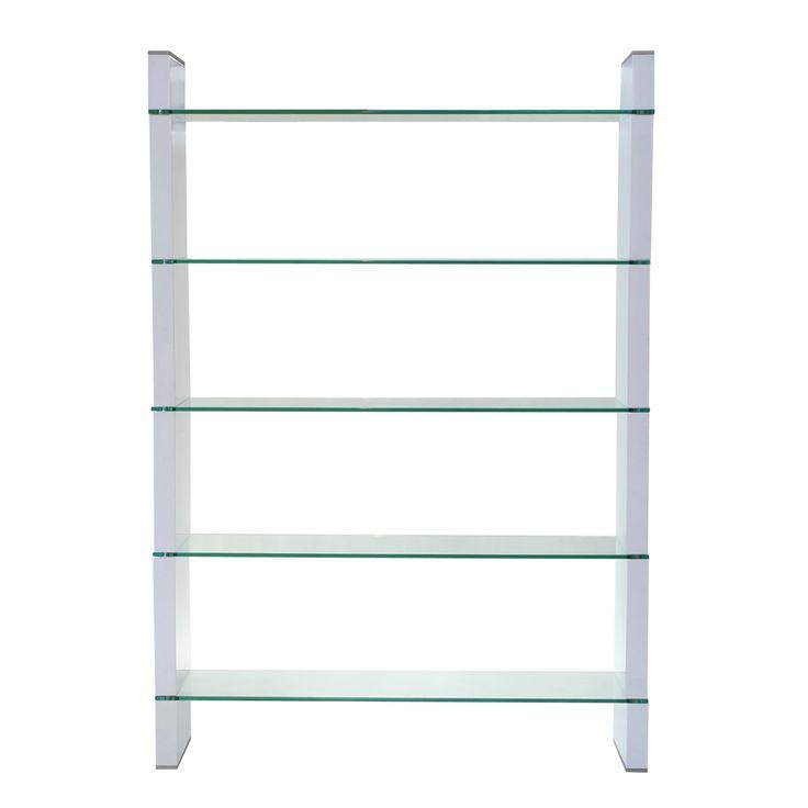 best 25 glass bookcase ideas on pinterest. Black Bedroom Furniture Sets. Home Design Ideas
