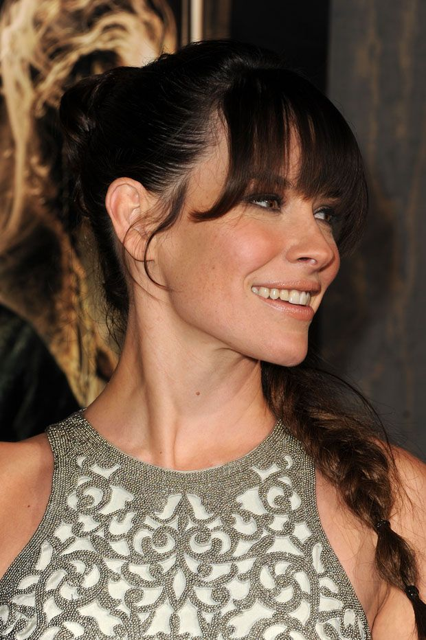 Evangeline Lilly - 'The Hobbit: The Desolation Of Smaug' LA Premiere