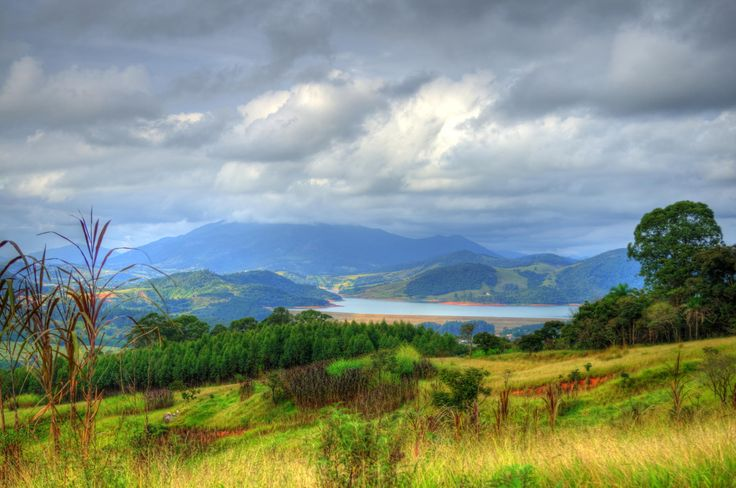 Piracaia's dam view by Clovis Rodrigues on 500px