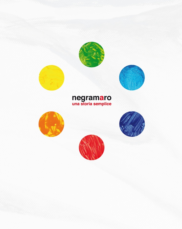 Album Cover - Una storia semplice (2012)